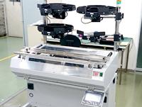半自動挿入機Si-Pass48(DEAL SENSE)鉛フリー実装対応